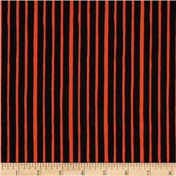 Witchful Thinking Stripe Orange/Black