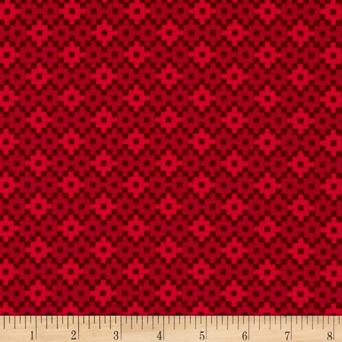 Kaufman Rhoda Ruth Matrix Plaid Petal