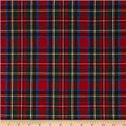House of Wales Plaid Multi