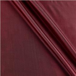 Polyester Lining Burgundy Fabric