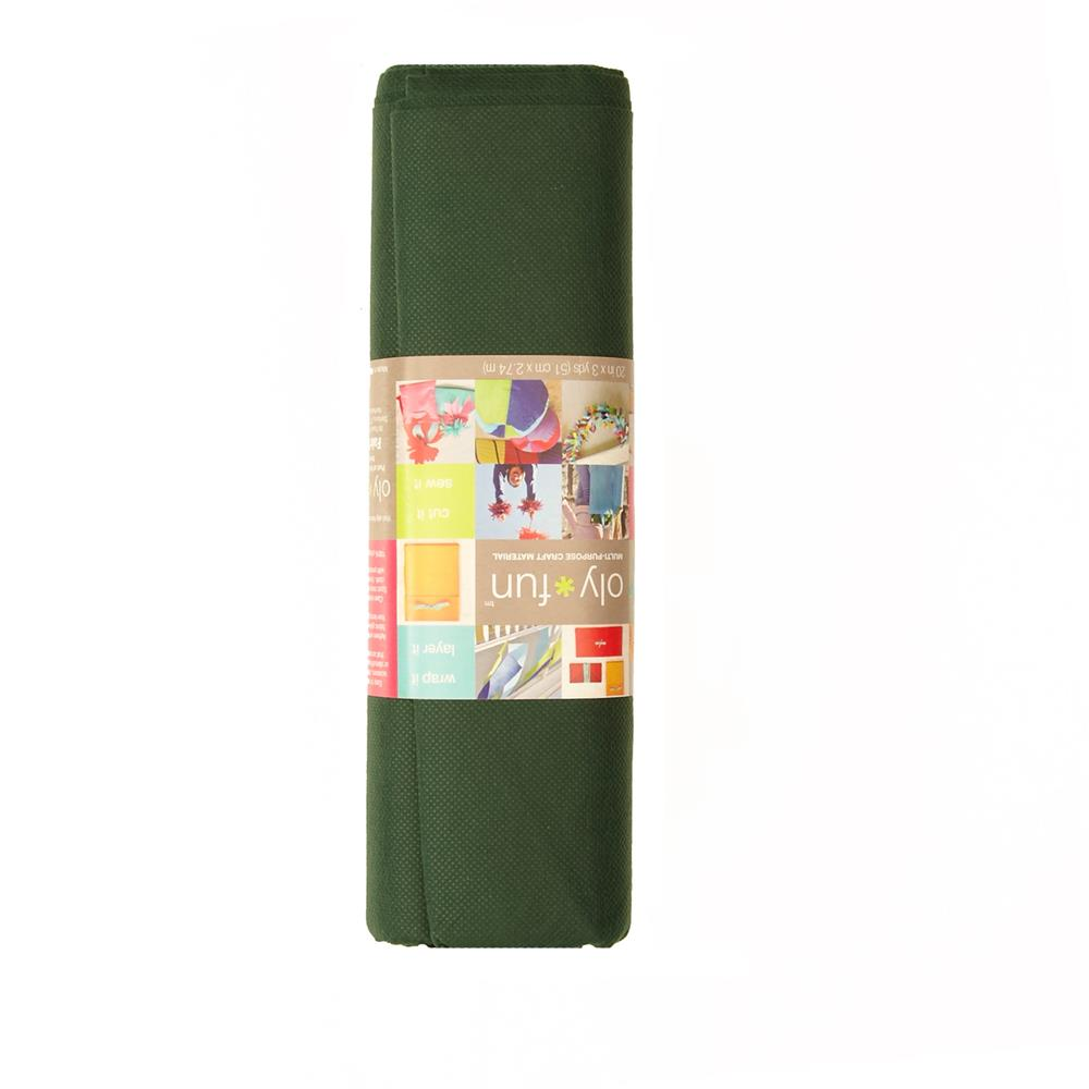 OLYFUN Multi Purpose Craft Fabric Pine