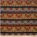 Liverpool Double Knit Ethnic Pyramid Orange