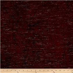 Ramtex Churchill Chenille Oxblood