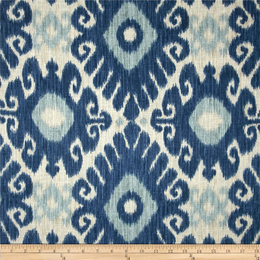 Jaclyn Smith 02606 Ikara Blend Indigo