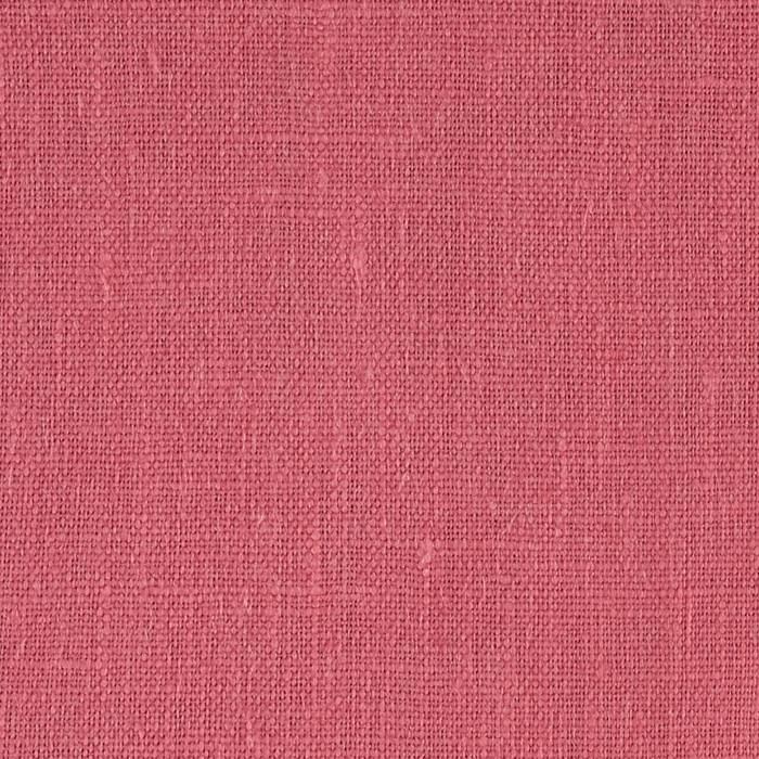 European 100% Linen Coral Fabric by Noveltex in USA