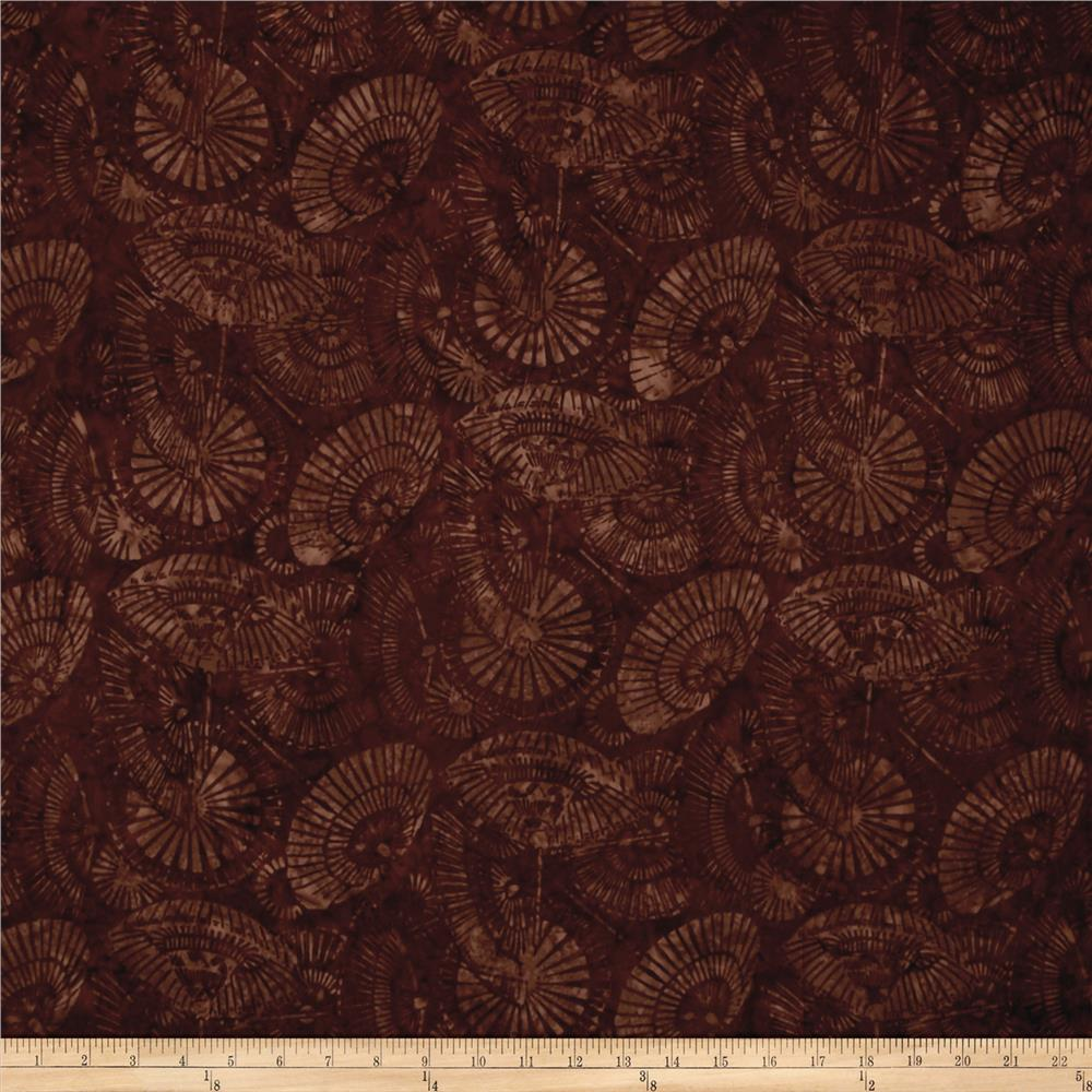 Bali Batiks Handpaints Parisols Brown - Discount Designer ...