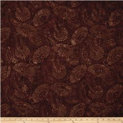 Bali Batiks Handpaints Parisols Brown
