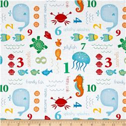 Count With Me Sea Life Multi