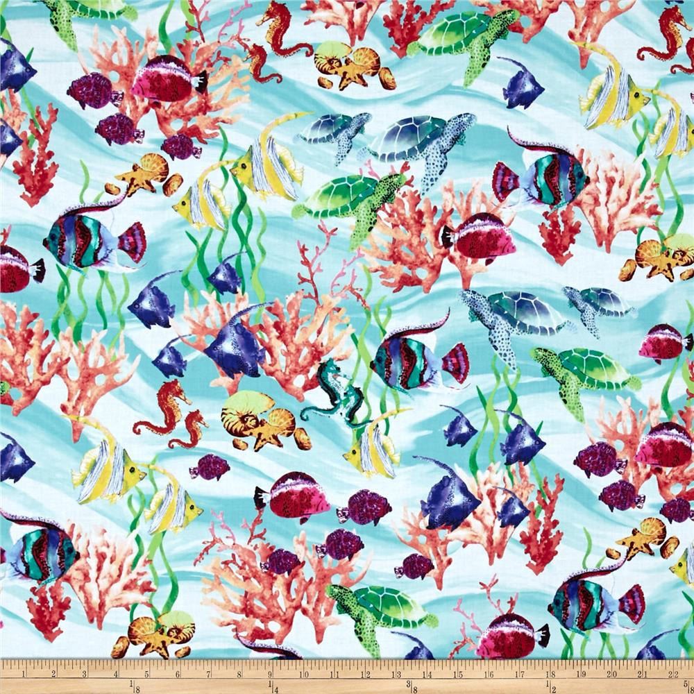Aquatic Under the Sea Multi