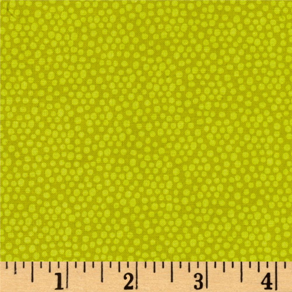 Chirpie Magee Dots Green