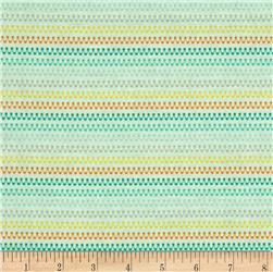 Riley Blake Boy Crazy Stripes Teal