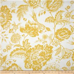 Dunwoody Floral White/Yellow