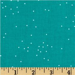 Cotton & Steel Sprinkle Alexa Turquoise