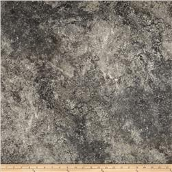 Stonehenge Hidden Valley Flannel Marbled Solid Taupe