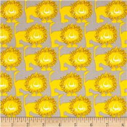 Seven Islands Lions Twill Yellow