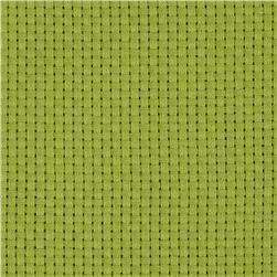 60'' Monk's Cloth Apple Green Fabric