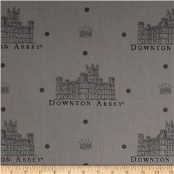 Downton Abbey II Large Castle Gray