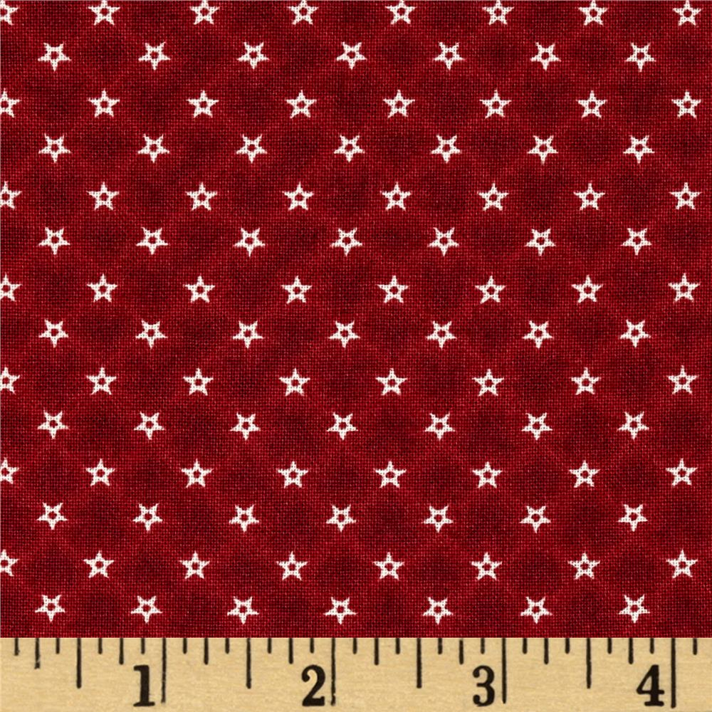 Penny Rose Americana ll Mini Stars Red
