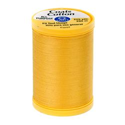 Coats & Clark General Purpose Cotton 225 yd. Spark Gold