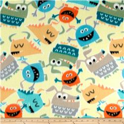 Monsters Fleece Multi