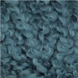 Lion Brand Homespun Thick & Quick Yarn (432) Azure Blue