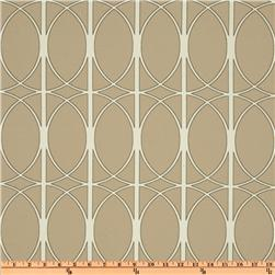 Richloom Solarium Outdoor Maxfield Sand Home Decor Fabric