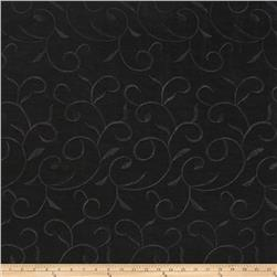 Fabricut Treat Taffeta Onyx