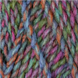 Lion Brand Tweed Stripes Yarn (209) Prism