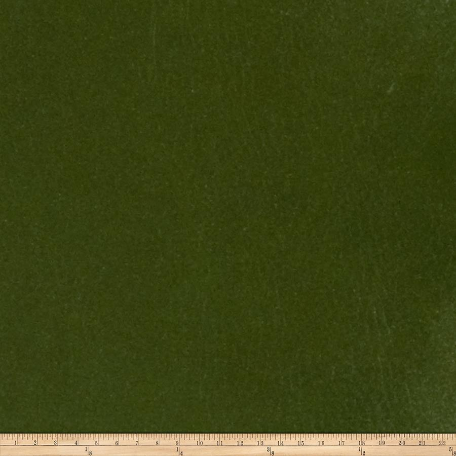 Fabricut Lacquered Metal Faux Leather Emerald