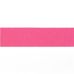 "Team Spirit 1"" Solid Trim Hot Pink"