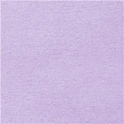 Rayon Jersey Knit Light Purple