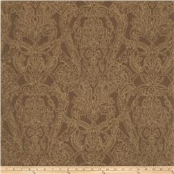 Fabricut Chattooga Wallpaper Coffee (Double Roll)