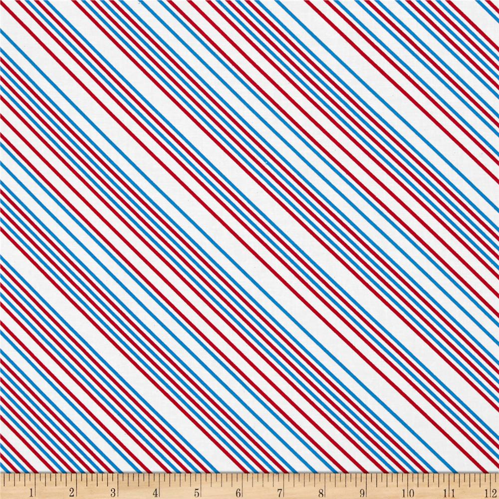 Paper Obsessed Airmail Stripe Mailman