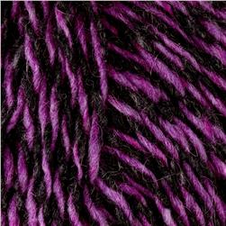 Berroco Blackstone Tweed Yarn Concord Grape