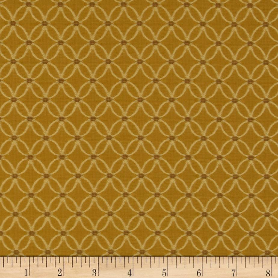 HGTV Home On The Web Jacquard Saffron