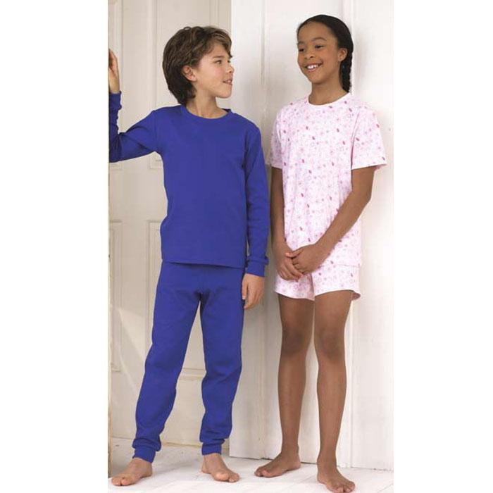Kwik Sew Unisex Children's Pajamas Patterns
