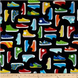 Robert Kaufman This and That Sneakers Multi