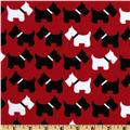 Urban Zoologie Scottie Dogs Red