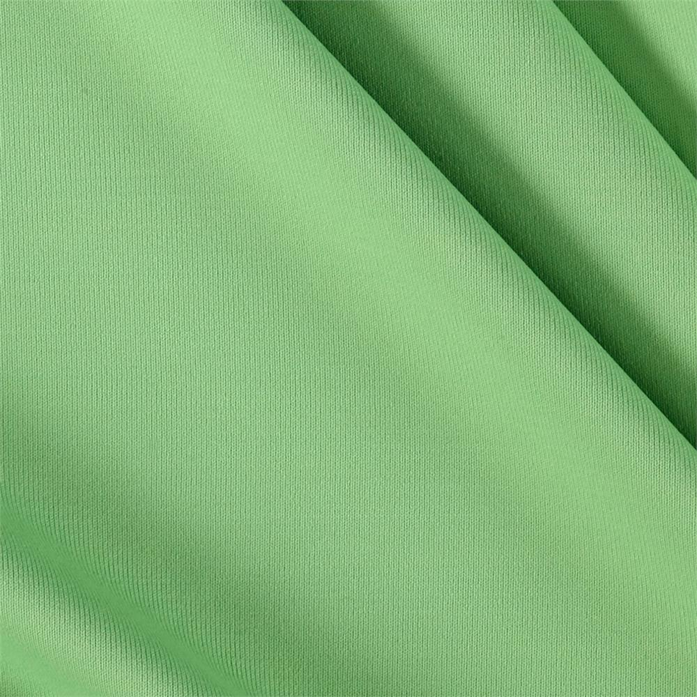 Designer Swiss Nylon/Lycra Activewear Jersey Knit  Bright Green