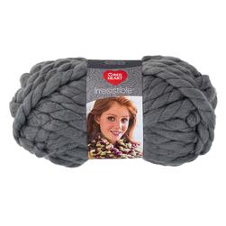 Red Heart Irresistible  Yarn, Grey