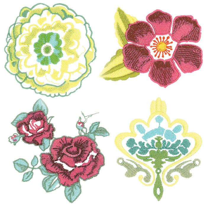 Westminster Multi Format Machine Embroidery Designs