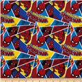 Marvel Comics Flannel Spiderman Multi