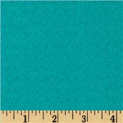Loft Stretch Jacquard Teal