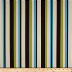 Denyse Schmidt Ansonia Wide Stripe Mossy Fabric