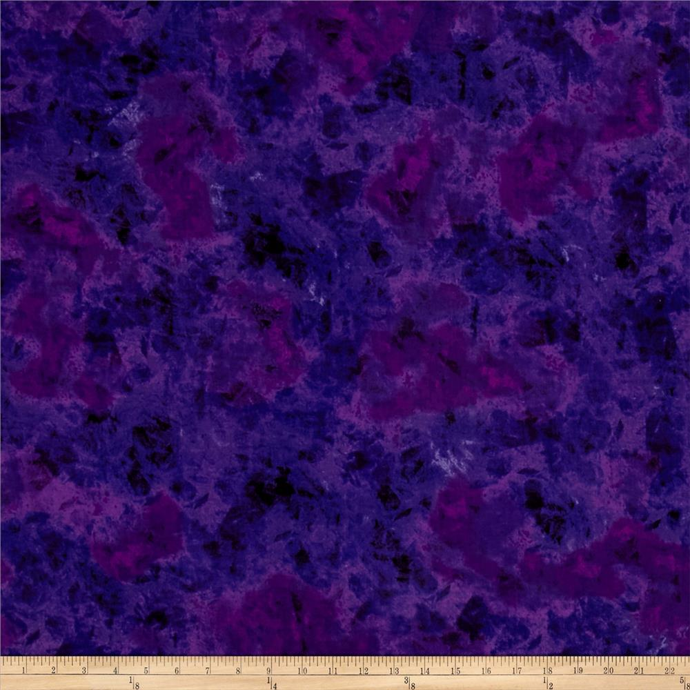 "108"" Wide Essentials Cracked Ice Deep Purple"