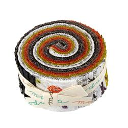 Moda Eerie Jelly Roll