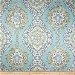 Waverly Moonlit Medallion Twill Celestial Fabric