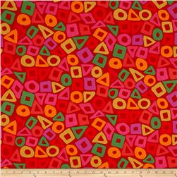 Brandon Mably Puzzle Red