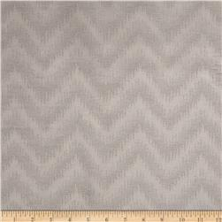 Waverly Peaks Solid Chevron Damask Mineral