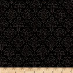 Moda Bee Inspired Monatana Damask Ebony